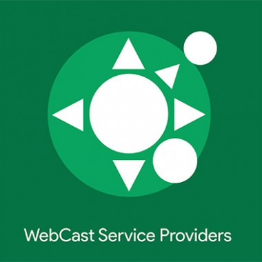 Webcast Service Providers
